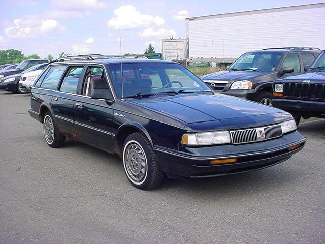 1994 oldsmobile cutlass cruiser