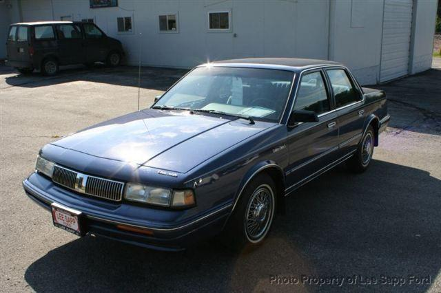 1994 oldsmobile cutlass ciera manual