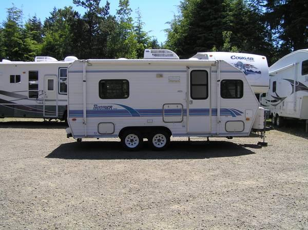 1995 20 Boomer Travel Trailer For Sale In Florence Oregon Classified Americanlisted Com