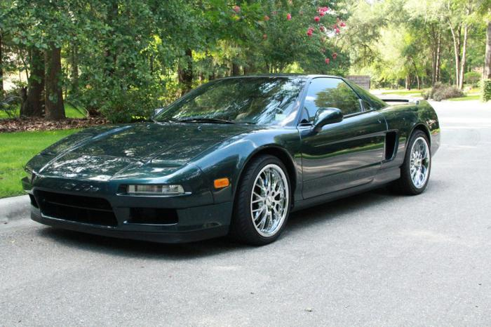 1995 acura nsx for sale in gainesville florida classified. Black Bedroom Furniture Sets. Home Design Ideas