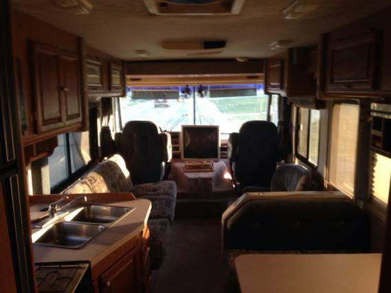 1995 Allegro Bay 34ft Class A Motorhome Rv For Sale In