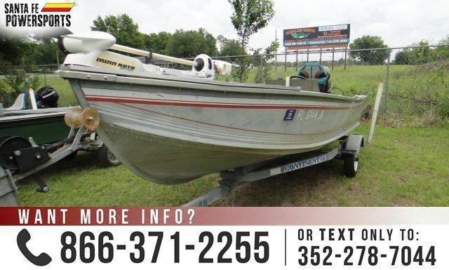 1995 Alumacraft V16 - USED