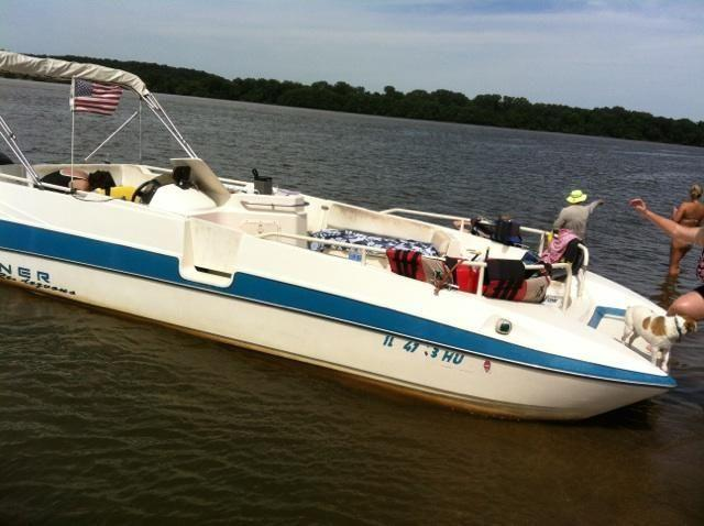 1995 Bayliner Rendezvous Pontoon