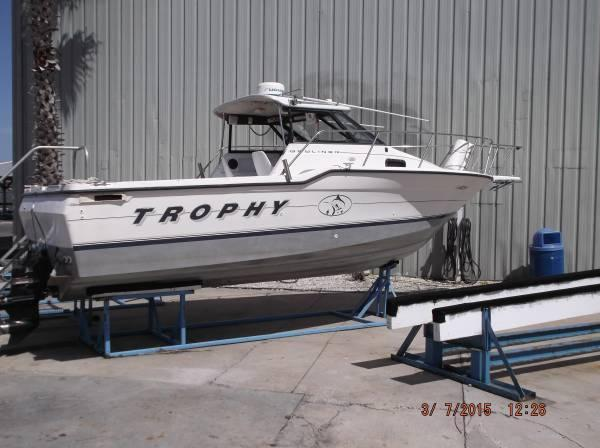Buy Here Pay Here Jacksonville Fl >> 1995 Bayliner Trophy 2352 WA in Jacksonville, FL for Sale in Jacksonville, Florida Classified ...