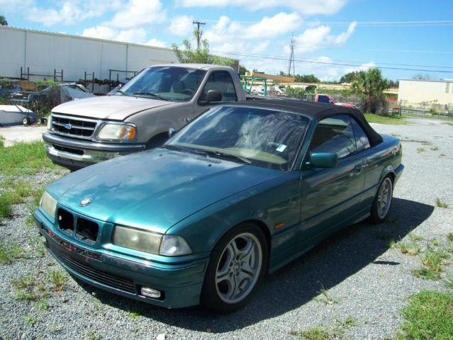 1995 bmw 318i convertible 5 speed runs great for sale in cocoa florida classified. Black Bedroom Furniture Sets. Home Design Ideas
