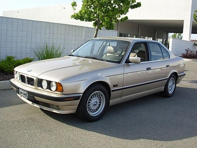 1995 bmw 525 i 1995 bmw 525 model 5 series car for sale in fremont