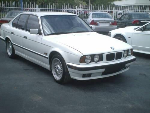 1995 bmw 525i for sale or trade for sale in tampa florida classified. Black Bedroom Furniture Sets. Home Design Ideas