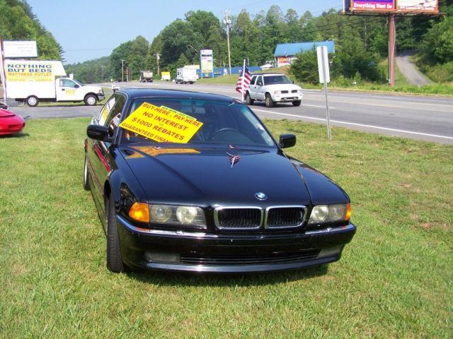 American Auto Sales Nc: 1995 BMW 740 IL For Sale In Murphy, North Carolina