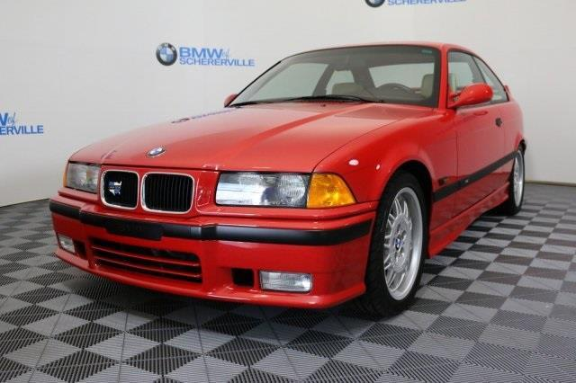 1995 BMW M3 Base 2dr Coupe