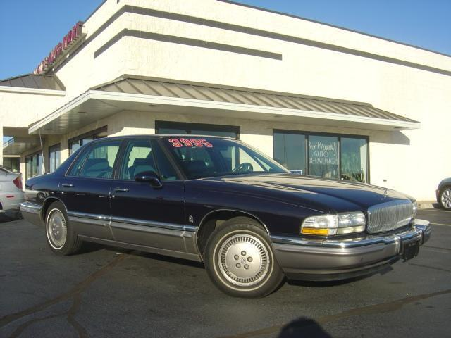 1995 buick park avenue ultra for sale in cudahy wisconsin classified. Black Bedroom Furniture Sets. Home Design Ideas
