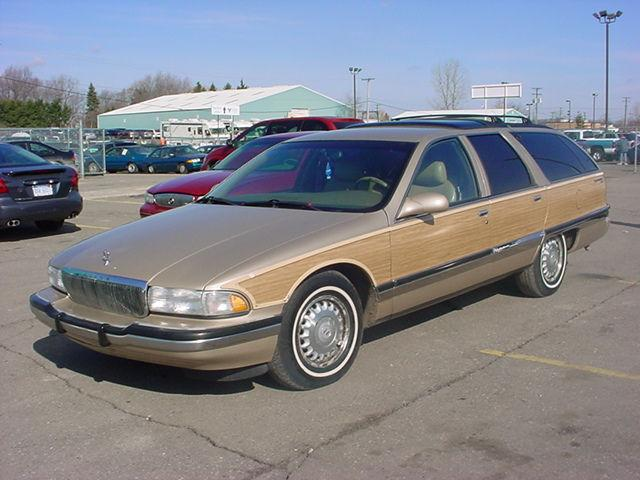 1995 buick roadmaster for sale in pontiac michigan. Black Bedroom Furniture Sets. Home Design Ideas