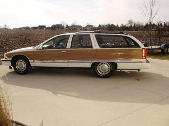 1995 buick roadmaster estate wagon for sale in co bluffs iowa classified. Black Bedroom Furniture Sets. Home Design Ideas