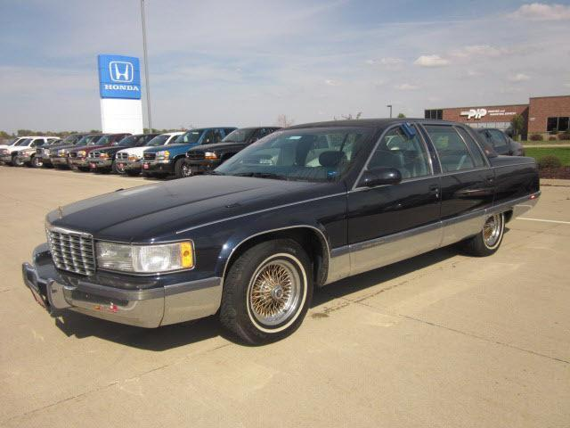 1995 cadillac fleetwood for sale in iowa city iowa classified. Cars Review. Best American Auto & Cars Review