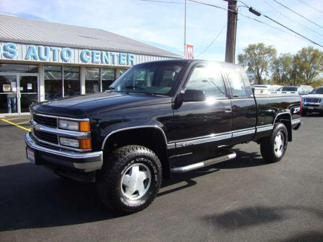 1995 Chevrolet 1500 Silverado for Sale in Rantoul ...
