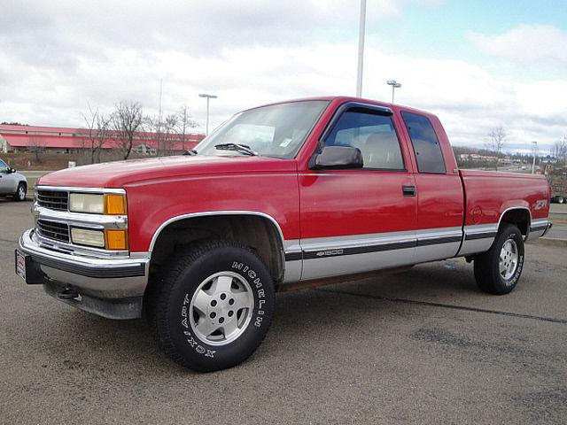 1995 Chevrolet 1500 Silverado For Sale In Jasper Georgia