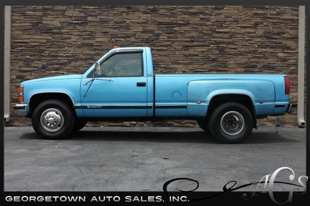 1995 chevrolet 3500 silverado for sale in georgetown south carolina classified. Black Bedroom Furniture Sets. Home Design Ideas
