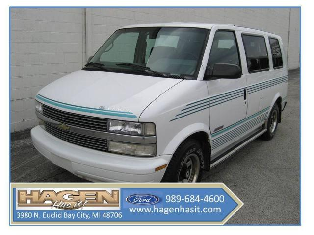 Hagen Ford Bay City Michigan >> 1995 Chevrolet Astro for Sale in Bay City, Michigan ...