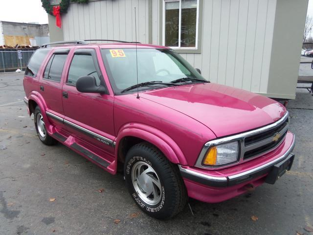 1995 Chevrolet Blazer For Sale In Fenton Michigan