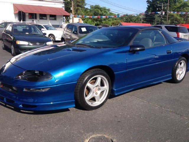 1995 chevrolet camaro 2dr coupe z28 556hp procharged for. Black Bedroom Furniture Sets. Home Design Ideas