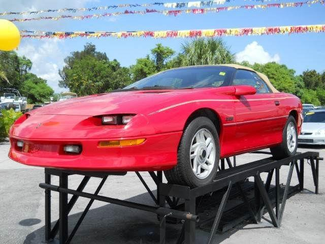 1995 Chevrolet Camaro Z28 For Sale In Melbourne Florida