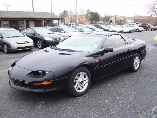 1995 Chevrolet Camaro Z28 For Sale In Wichita Kansas