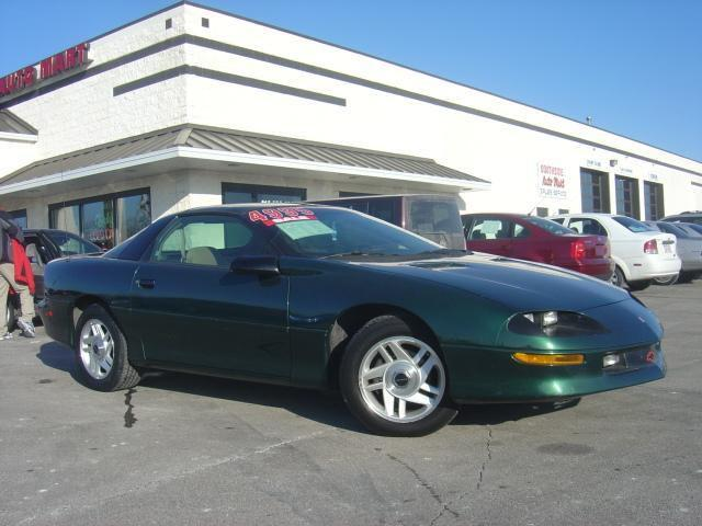 1995 Chevrolet Camaro For Sale In Cudahy Wisconsin
