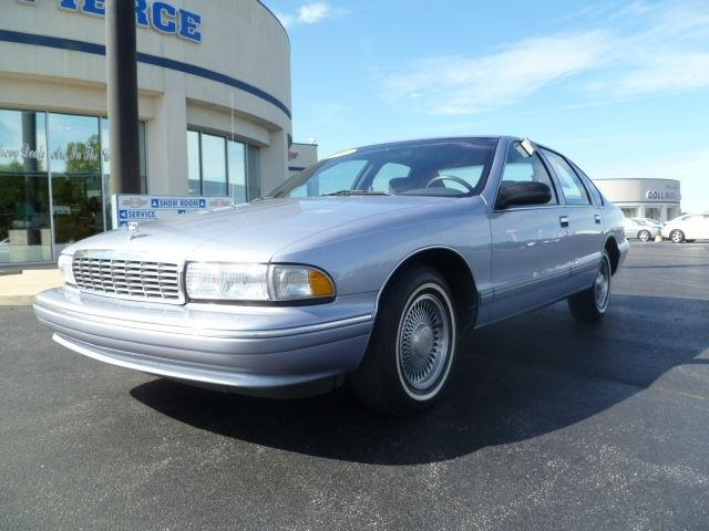 1995 chevrolet caprice classic for sale in muncie indiana classified. Cars Review. Best American Auto & Cars Review