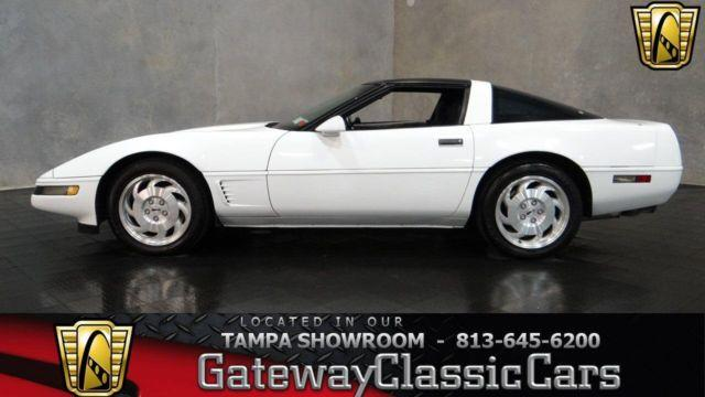1995 chevrolet corvette 4 speed auto 257tpa for sale. Black Bedroom Furniture Sets. Home Design Ideas