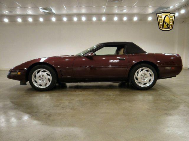 1995 chevrolet corvette 6057stl for sale in shiloh. Black Bedroom Furniture Sets. Home Design Ideas