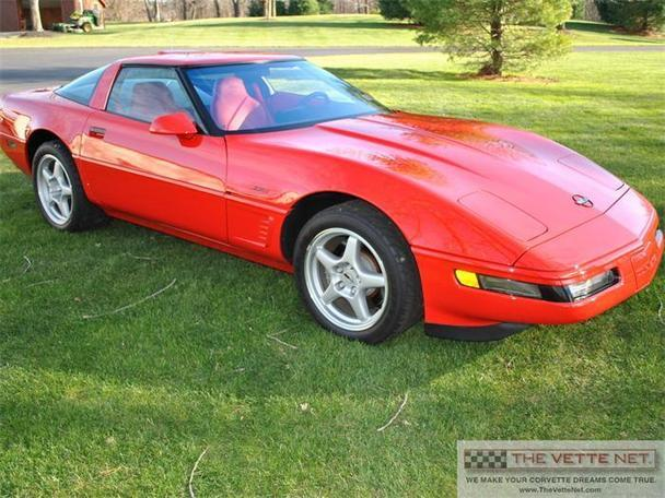 1995 chevrolet corvette for sale in new york new york. Black Bedroom Furniture Sets. Home Design Ideas