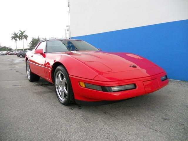 1995 chevrolet corvette for sale in miami florida classified. Black Bedroom Furniture Sets. Home Design Ideas