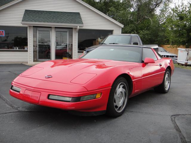 1995 chevrolet corvette for sale in yukon oklahoma classified. Cars Review. Best American Auto & Cars Review