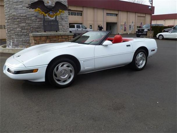 1995 chevrolet corvette for sale in gladstone oregon classified. Cars Review. Best American Auto & Cars Review