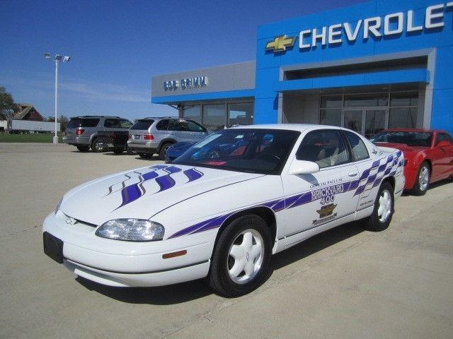 1995 Chevrolet Monte Carlo Z34 For Sale In Morton
