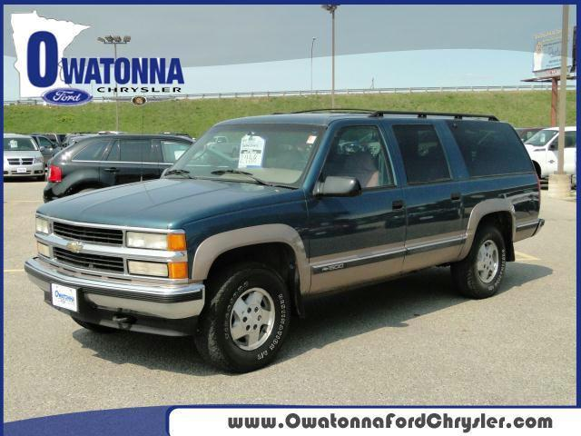 1995 chevrolet suburban 1500 for sale in owatonna