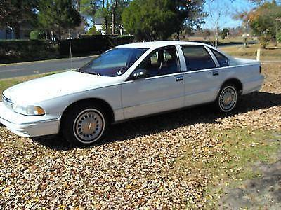 1995 Chevy Caprice Classic 12 673 Miles For Sale In