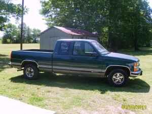 1995 Chevy Extended Cab Silverado Pickup 1500 2WD - (New Boston) for Sale in Texarkana, Arkansas ...