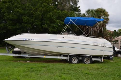 1995 hurricane deck boat manual