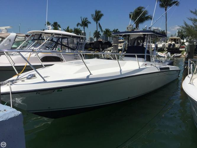 1995 Contender 35 Center Console Cabin For Sale In