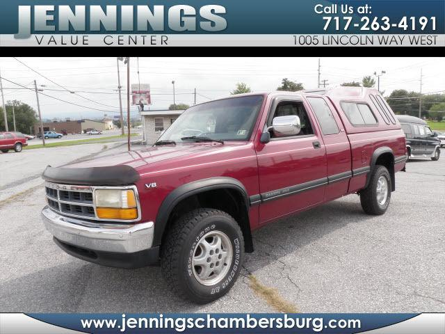 1995 dodge dakota for sale in chambersburg pennsylvania classified. Black Bedroom Furniture Sets. Home Design Ideas