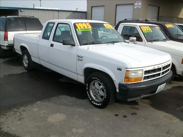 1995 dodge dakota for sale in airway heights washington classified. Black Bedroom Furniture Sets. Home Design Ideas
