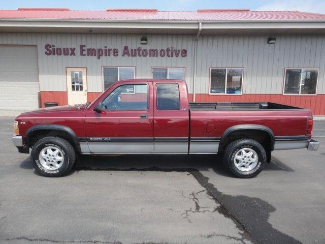 1995 dodge dakota club cab for sale in sioux falls south dakota classified. Black Bedroom Furniture Sets. Home Design Ideas
