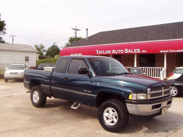 1995 dodge ram 1500 club cab for sale in lyman south carolina classified. Black Bedroom Furniture Sets. Home Design Ideas