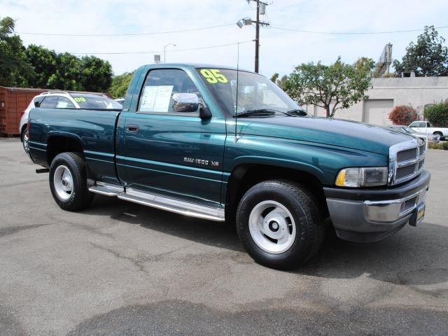 1995 dodge ram 1500 lt for sale in los angeles california classified. Black Bedroom Furniture Sets. Home Design Ideas