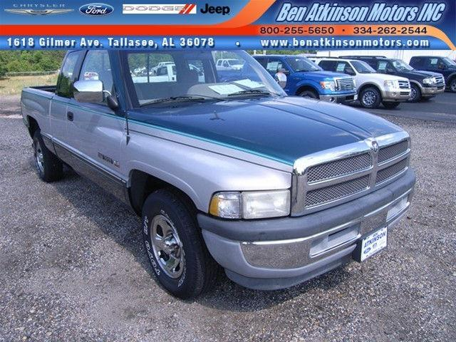 1995 dodge ram 1500 st for sale in tallassee alabama classified. Black Bedroom Furniture Sets. Home Design Ideas