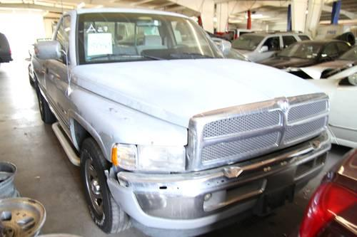 1995 dodge ram 1500 white all parts for sale for sale in dallas texas classified. Black Bedroom Furniture Sets. Home Design Ideas