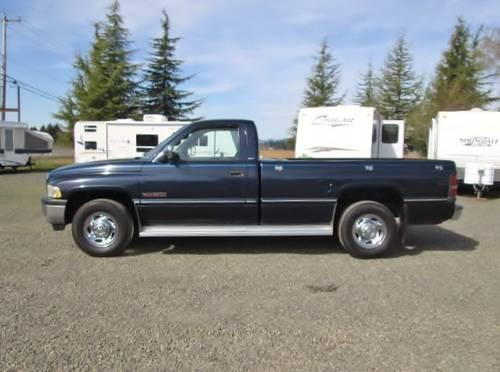1995 Dodge Ram 2500 Laramie Slt Cummins Turbo Diesel For