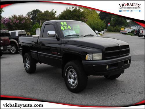 1995 Dodge Ram Pickup 1500 Regular Cab 4x4 For Sale In