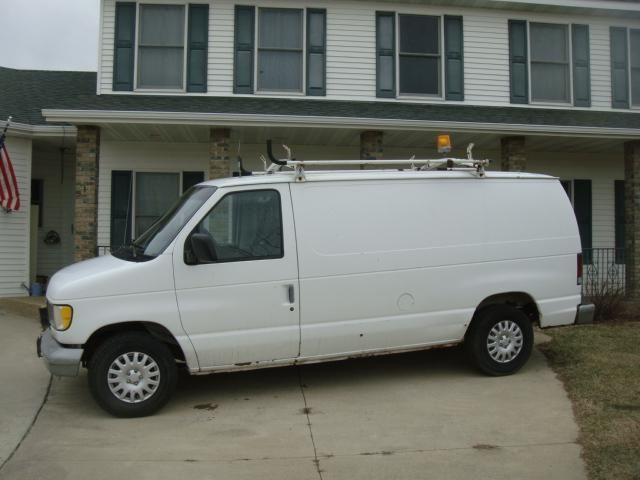 Ford Dealers Mn >> 1995 E150 Ford work van for Sale in Rochester, Minnesota ...