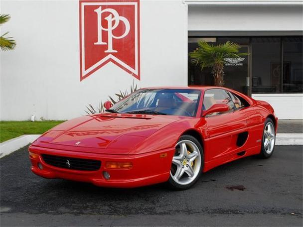1995 ferrari f355 for sale in bellevue washington. Cars Review. Best American Auto & Cars Review